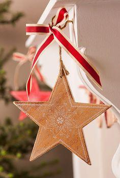 40 ideas de decoración navideña escandinava