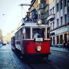 """""""Roaming the streets of Letna #tramobsession""""  ©_charssy_"""