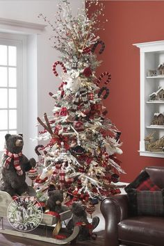 christmas decorating 2014 | 2014 RAZ Aspen Sweater Christmas Decorating Ideas_009