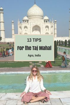 The Taj Mahal is a World Wonder perfectly placed on the Yamuna river and stunningly magical but the same can't be said about Agra. It's a loud crowded town filled with pollution, touts, and litter. Getting to the Taj is usually a little out of the way for tourists.