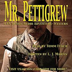 Amazon.com: Mr. Pettigrew: A Nemesis Series Novel (Audible Audio Edition): L. J. Martin, Tomm Furch, USActionAudio.Com: Books