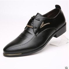Mens Comfortable Cool Dress Shoes