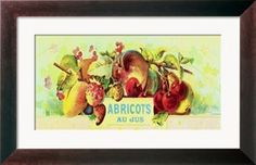 Abricot au Posters Jus - AllPosters.co.uk