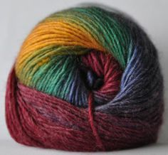 King Cole Riot DK 100g VARIOUS SHADES soft self-striping yarn 30% wool | eBay