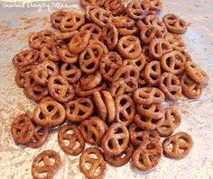 Make Your Own Cinnamon-Sugar Pretzels!