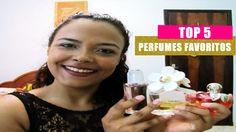 Oi Pessoal! Mais um Top 5 é desta vez dos meus perfumes favoritos entre nacionais e importados.