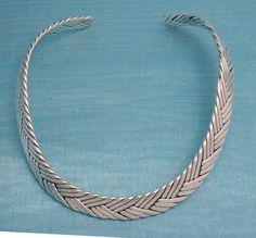 Joyeria de Plata / Silver Jewelry. Gargantilla de Plata, Silver Chocker,  venta de mayoreo/ Wholesale. www.joyasenplata.mx