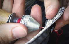 Skills 101: How to Use a Stiching Awl to Sew Heavy Duty Fabrics and Leather