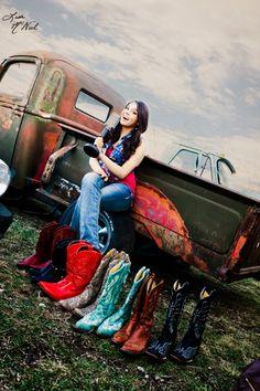 Trucks and Girl
