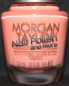 Nailpolishandmore.com Store - Morgan Taylor - My Carriage Awaits, $6.50 (http://www.nailpolishandmore.com/morgan-taylor-my-carriage-awaits/)