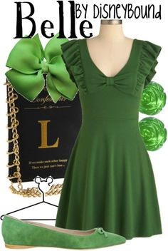 Green is my favorite color, that dress and those earring are gorgeous, and I WANT THIS ALL uh except the shoes becuase I look like a midget in flats. D:  Toss some heels in there and we are GOOD TO GO. <3 <3 <3