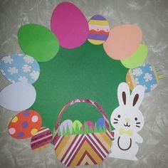 Easter Egg Frame #2