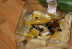Step for Recipe - Quick Oil-free Ginger-Lime Pickle