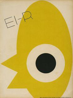 """""""EI-R"""", (1916/'20) - Design by 'Wilhelmwerk' Studio by Wilhelm Heinrich Deffke (b. 1887 - d. 1950, German) and Carl Ernst Hinkefuss (b. 1881 - d. 1970, German) from 1916 to 1920."""