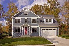 Stanley Martin Custom Homes | Colby Model, WeBuildOnYourLot.com