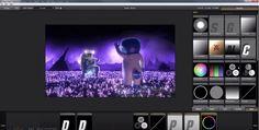 Make a Scifi Alien Scene in Blender 4