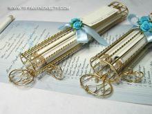 beautiful Scroll Wedding Invitations, Scroll Invitation, Invites, Debut Invitation, Event Decor,