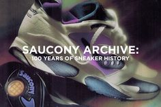 FEATURE | SAUCONY ARCHIVE  With a history spanning over 100 years, Saucony is one of the oldest active footwear companies in the world. Discover some of the most iconic styles from the brand's extensive archive, including the controversial '3 stripe' and early versions of the Jazz and Shadow silhouettes.   READ >> http://www.oki-ni.com/features/sneaker-archive-100-years-of-sneaker-history