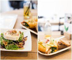 @SimonesKitchen schreef over Kunstlokaal Lunchroom. Fotografie door @Alexstyling  Surprise menu vanaf 19 euro voor 2 personen