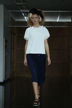 [No.41/70] tricot COMME des GARÇONS 2013春夏コレクション | Fashionsnap.com