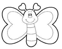 vlinder mal rups tot vlinder knutselen platte