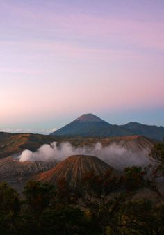 Mount Semeru on the background, taken from Mount Penanjakan. Photo by Indra Febriansyah