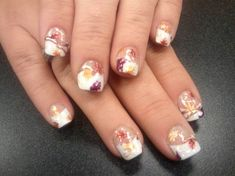 Fall Wedding - Nail Art Gallery by NAILS Magazine