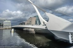 Samuel Beckett Bridge - Dublin Docklands