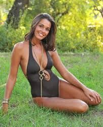 Miss World: Kaiane Aldorino Beauty Contest, Miss World, Beautiful Models, Bathing Suits, One Piece, Swimwear, Posters, Google, Fashion