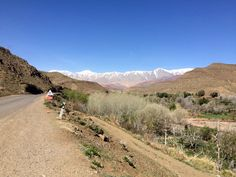 Hoher Atlas Marokko Rundreise Natur