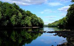 hd wallpaper river