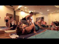 Yoga Tips with Christina Sell - Rajakapotasana