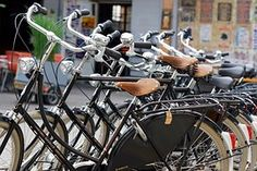 Bicycles, Style Wheel, City, Modern