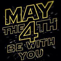 Felíz Día Mundial de Star Wars!