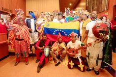 Diablos, tradición venezolana y Patrimonio Cultural Inmaterial de la Humanidad   Correo del Orinoco
