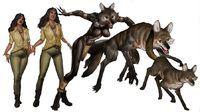 werewolf apocalypse umbra - Szukaj w Google