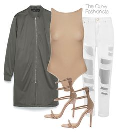 """""""Untitled #852"""" by thecurvyfashionista ❤ liked on Polyvore featuring WearAll, Zara, Topshop, women's clothing, women, female, woman, misses and juniors"""