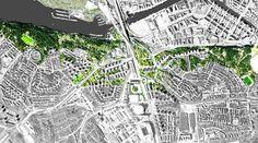 Site plan. Courtesy of Urban Design AB & SelgasCano