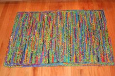 I fell in love with hooked rugs at Quilt Canada Newfoundland in 2008. But until I received this wonderful rug from my my dear friend Candy I had no idea how easily the look could be to created. I…