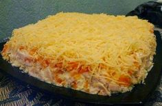 Самые вкусные рецепты: слоеные салаты