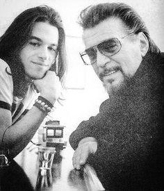 Waylon and son Shooter
