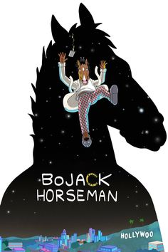 Bojack Horseman. This show honestly changed my life.