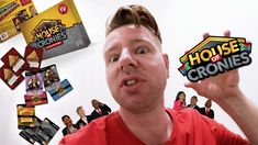 Hey guys! I just published my latest vlog, checking out the House of Cronies boardgame launch!  I'd love you to check it out, i'm really happy with how this one came out! Oh and it's the first one with my new camera! :)