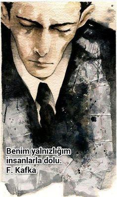 Franz Kafka  #sözler