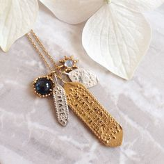 ♥♥♥ This Item has free shipping ♥♥♥ WALK GENTLY, BREATHE DEEPLY, LAUGH FREELY  Truly a mantra to live by. A beautiful talisman to wear to keep you grounded and set an intention in your heart. As with all the Talismans and Amulets in my collection, there is a lovely image on the reverse side. To compliment the Walk gently, Breathe deeply, Laugh freely Talisman, there is a beautiful lotus flower floating on a pond, a symbol of our constant growth and renewal.  Flanking this Zen centerpiece are…
