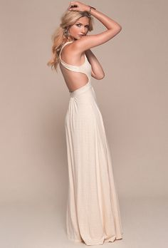 The Collection by L*Space The Jenny Dress in Cream Cuuuuute