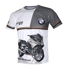 d25ec2a0f Bmw Motorrad - All Over Sublimation Print T-Shirt / Bmw R 1200 Rt Camisetas