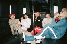 BTS Takes on L.A. With Vogue #BTS [180125]
