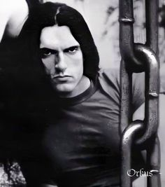 "steele-dreams: "" ~~a nice set of black and white, the Green is only implied (but always there…) "" Type 0 Negative, Doom Metal Bands, Grunge Hippie, Peter Steele, Popular People, Heavy Metal Music, O Love, Green Man, Concert Posters"