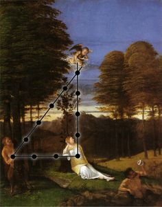 Allegory of Chastity, Lorenzo Lotto, ca. 1505, Oil on panel, Courtesy National Gallery of Art, Washington National Gallery of Art, Washington D.C.